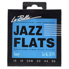 La Bella 20PH Jazz Flats FWSS