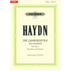 Edition Peters Haydn Die Jahreszeiten