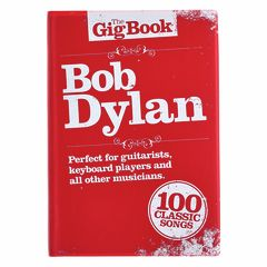 Wise Publications Gig Book Bob Dylan