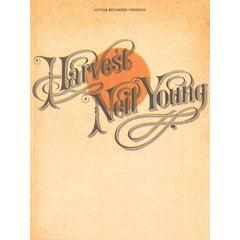 Hal Leonard Harvest Neil Young