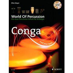 Schott World Of Percussion: Conga