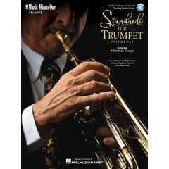Music Minus One Standards For Trumpet Vol1