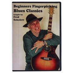Stefan Grossman's Guitar Works Fingerpicking Blues Classics