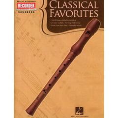 Hal Leonard Classical Favorites f.Recorder