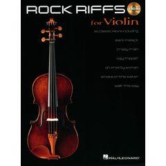 Hal Leonard Rock Riffs - Violin