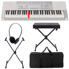 Casio LK-280 Deluxe Bundle