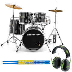 Millenium MX218BX Combo Set BK Bundle