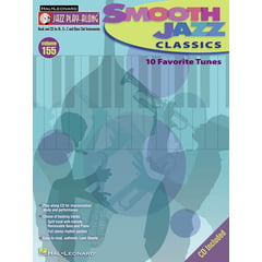 Hal Leonard Jazz Play-Along Smooth Jazz