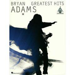 Hal Leonard Bryan Adams Greatest Hits
