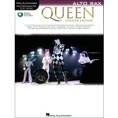 Hal Leonard Queen Alto Sax Play-Along