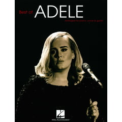 Wise Publications Best Of Adele Piano/Voice/Guit