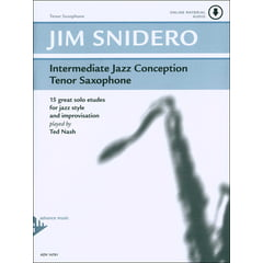 Advance Music Inter Jazz Conception 2 T-Sax