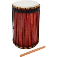 African Percussion Sangba Bass Drum