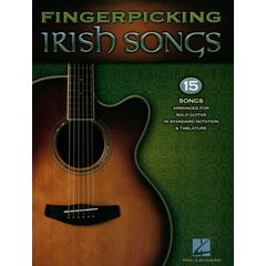 Hal Leonard Fingerpicking Irish Songs