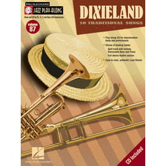 Hal Leonard Jazz Play-Along Dixieland