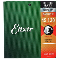 Elixir 14777 Stainless Steel 5 Light
