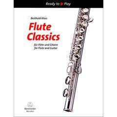 Bärenreiter Flute Classics Flute/Guitar