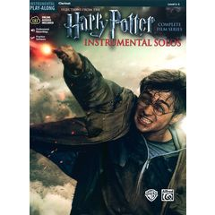 Alfred Music Publishing Harry Potter Complete Clarine