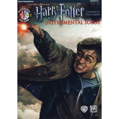 Alfred Music Publishing Harry Potter Complete T-Sax