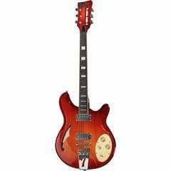 Italia Guitars Rimini 6 Fireglo B-Stock