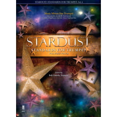 Music Minus One Stardust Standards for Trumpet