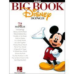 Hal Leonard The Big Book Of Disney Horn