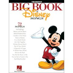 Hal Leonard Big Book Of Disney Trumpet