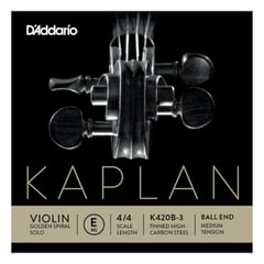 Kaplan Golden Spiral Solo E Loop