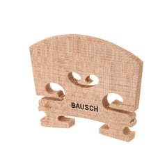 C:DIX Bausch Violin Bridge 3/4 Rough