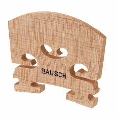 C:DIX Bausch Violin Bridge 1/2 Rough