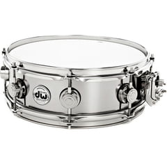 "DW 13""x4,5"" Stainless Steel Snare"