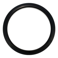 "Bass Drum O's 5"" Black round HBL5"