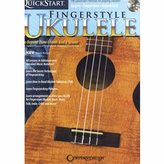Centerstream QuickStart:Fingerstyle Ukulele