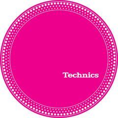 Technics Slipmat Strobe 1