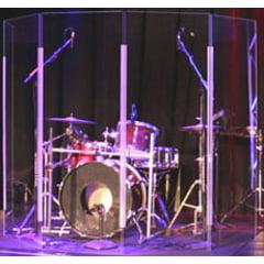 Clearsonic Lite 2466-5 Drum Shiel B-Stock