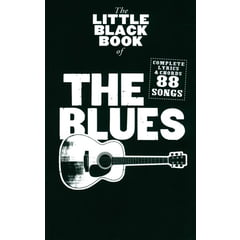 Wise Publications Little Black Book of Blues