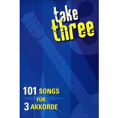 Bosworth Take Three 101 Songs 3 Akkorde
