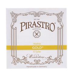 Pirastro Gold E Violin 4/4 KGL Light