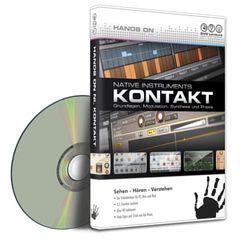 DVD Lernkurs Hands on Kontakt