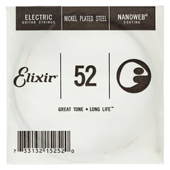 Elixir .052 Electric Guitar