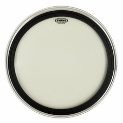 "Evans 26"" EMAD Bass Drum Clear"