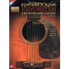 Hal Leonard Fingerpicking Favorites