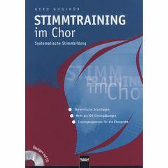 Helbling Verlag Stimmtraining im Chor