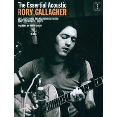Wise Publications Rory Gallagher Acoustic