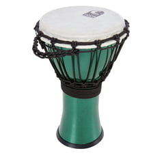"Toca 7"" Color Sound Djembe Green"