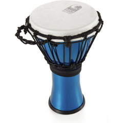 "Toca 7"" Color Sound Djembe Blue"