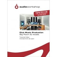 Audio Workshop Big Room & Vocals Tutorial DVD