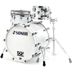 Sonor SQ2 Shell Set Maple White