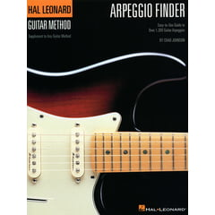 Hal Leonard Guitar Method: Arpeggio Finder