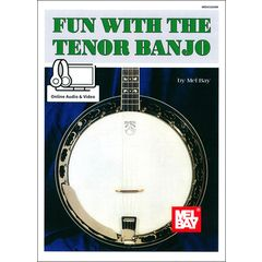 Mel Bay Fun With The Tenor Banjo